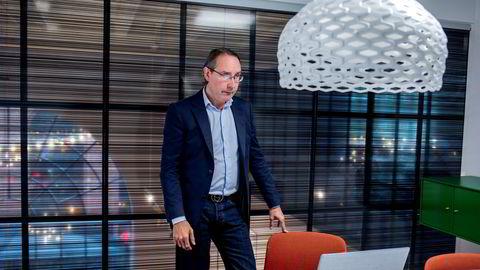 – Jeg er ikke ute etter å lure noen småaksjonærer. Jeg kommer til å kjempe med nebb og klør for at dette blir en suksess for aksjonærene, sier Leif Tore Rønning, styreleder i Nordic White Diesel.