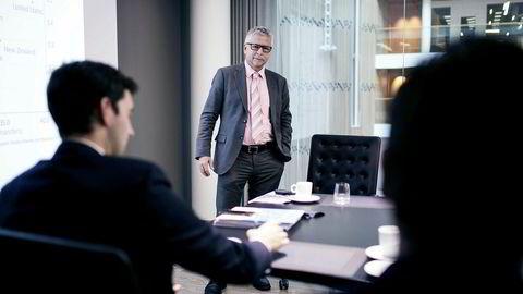 Erik Bruce i Nordea Markets er blitt mer sikker på at Norges Bank kommer til å sette opp renten i september.