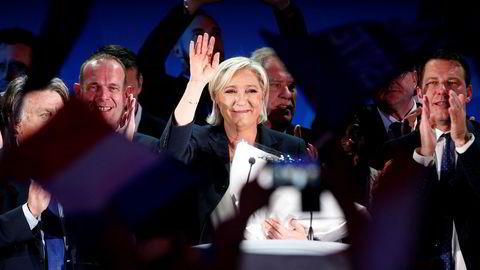 Eksperter venter knallharde utfall fra Marine Le Pen (bildet) i innspurten foran annen omgang i det franske presidentvalget.