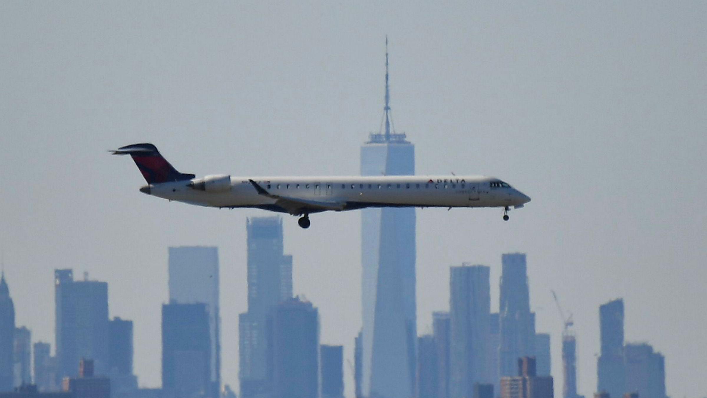 Delta Airlines er et av flere flyselskaper som sliter tungt.