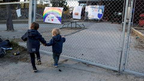 Til uken åpner barnehagene igjen for alle barna.