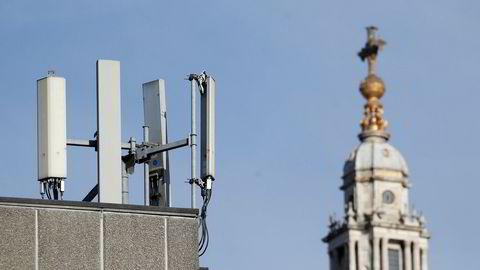 EU-kommisjonen er klar med en verktøykasse for 5G-utbygging i medlemslandene, Illustrasjonsfoto: Alastair Grant / AP / NTB scanpix