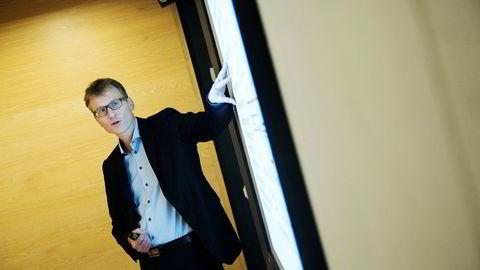 Seniorøkonom Knut A. Magnussen og resten av analytikerteamet i DNB Markets vant årets prognosepris.