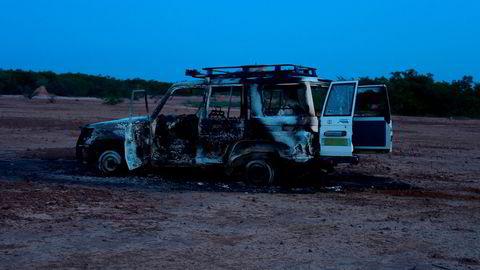 Flere hjelpearbeidere som jobbet for den franske organisasjonen Acted, er blant de åtte drepte i et angrep i Niger.