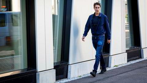 Jørgen Selnes i Alva Industries i Trondheim har inngått en avtale med Lockheed Martin verdt 1,5 millioner dollar.