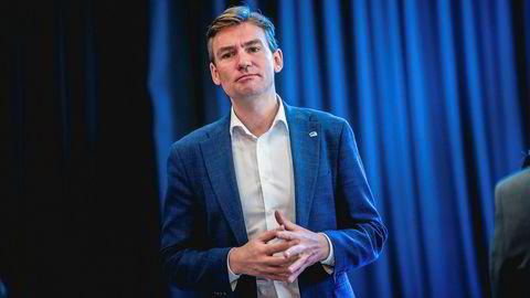Arbeids- og sosialminister Henrik Asheim (H) varsler styrket satsing på arbeidsmarkedstiltak i regjeringens forslag til statsbudsjett for 2021.