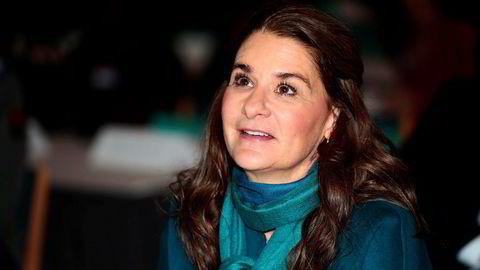 Det gir ingen mening å kutte støtten til Verdens helseorganisasjon (WHO) nå, sier Melinda Gates.