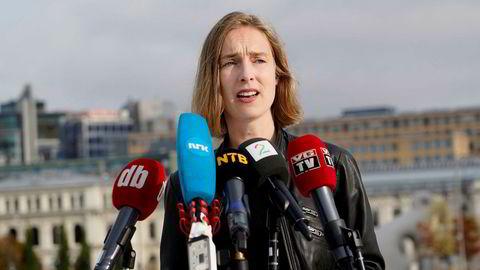 Analysen som ligger bak rapporten som ble laget for næringsminister Iselin Nybø, vil helt sikkert bli revidert før den når sin endelige form, skriver forskerne bak formuesskattestudien.