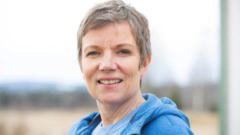 Leder Marit Hermansen i Legeforeningen hevder KS ikke vil forplikte seg til helt nødvendige tiltak for legene som går legevakt.