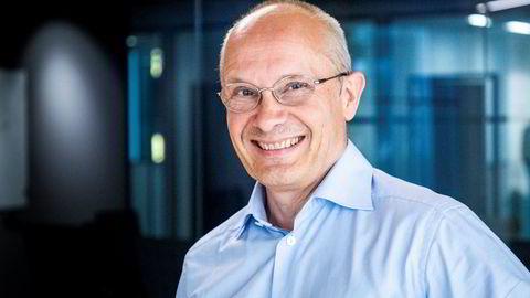 Kjetil Holta er storaksjonær i Self Storage Group, men vet ikke hvordan han skal tolke meldingen fra selskapet om å gjøre en strategisk gjennomgang.