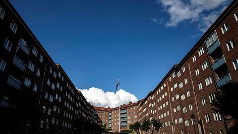 En sykepleier har nå råd til bare tre til fem prosent av boligene i det sentrale østlandsområdet, skriver Hannah Gitmark i innlegget.
