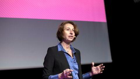Silvija Seres, partner i TechnoRoks og president i Polyteknisk Forening. Foto: Javad Parsa ---