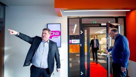 – Det er en ukultur som det etter vårt syn er ufattelig at den norske stat, som kontrollerende majoritetseier, kan være bekjent av, sier Lars Ryen Mill, daglig leder i Chili Mobil om Telenors adferd. Telenor er helt uenig.
