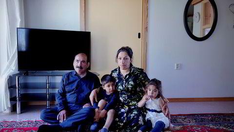 Homa Mohammadi er utvist fra Norge fordi utlendingsmyndighetene mener at hun har inngått proformaekteskap med Ahmad Shakari for å få opphold her. De har to barn sammen, Meriwan og Maria.
