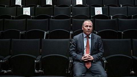 Nicolai Tangen er en av ytterst få finansfolk som kanskje kan makte en så meningsfull og krevende oppgave som å vri selskapenes primærmål mot samfunnsverdi.