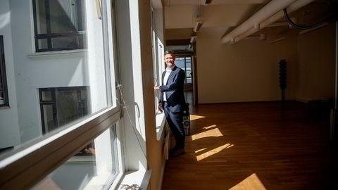 David Baum er ansatt som leder for Sparebank 1 SR-Banks nye fremstøt mot gründere, med en krigskiste på totalt 300 millioner kroner, og skal fylle lokalene i Kongens gate 12 med oppstartsselskaper.