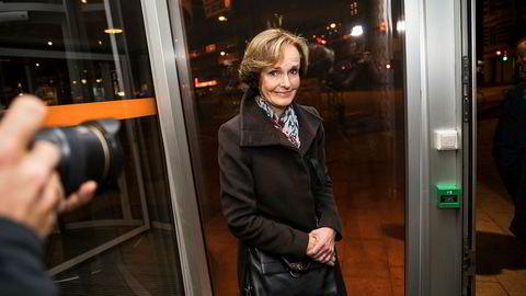 Styreleder Anette Olsen leter etter ny konsernsjef i DN-eier NHST.
