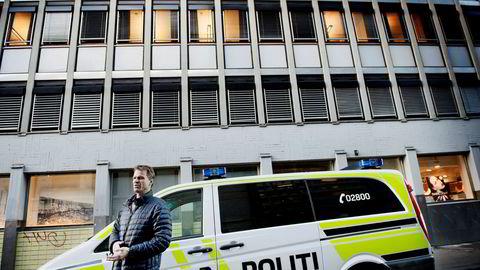 Lederen i Politiets fellesforbund Sigve Bolstad fraråder sine medlemmer å varsle på grunn av de store personlige konsekvensene det kan få.