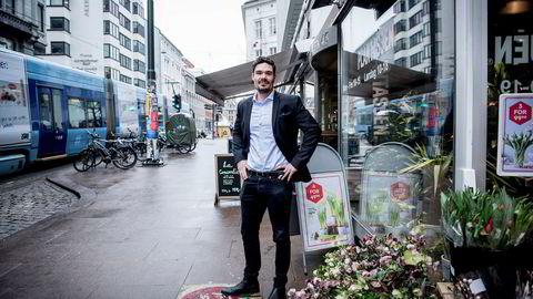 Investeringsøkonom Mads Johannesen i Nordnet ser en tendens til at mange hobbyinvestorer flokker til selskaper med høy risiko, slik som Kongsberg Automotive.