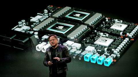 Nvidias toppsjef Jensen Huang har store ambisjoner for selskapet med oppkjøpet av britiske Arm. Spørsmålet er om Kina vil akseptere at et amerikansk selskap blir mektigere. Børsverdien er mer enn 20-doblet på fem år.