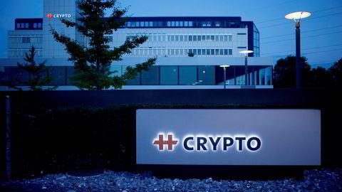 Crypto AG hadde fremdeles hovedkontor i Zug i Sveits da DN besøkte byen i 2015.