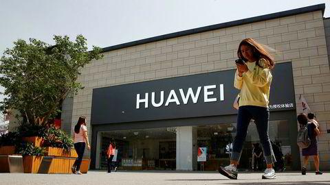 Det kinesiske teknologiselskapet Huawei har havnet i skuddlinjen i handelskrigen mellom USA og Kina. Konfliktene mellom USA og Kina vil sannsynligvis fortsette uansett hvem som blir valgt til USAs neste president i neste uke.