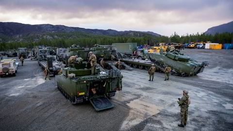 «Det er svakheter ved Forsvarsdepartementets og Forsvarets prosesser ved utpeking av sivile nøkkelobjekter», står det blant annet i Riksrevisjonens rapport.