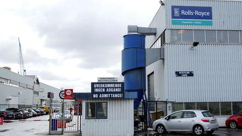 Rolls-Royce gir alle ansatte i marinedivisjonen tilbud om sluttpakker.
