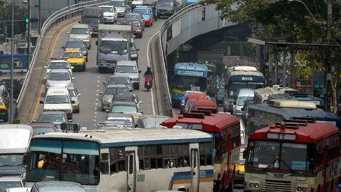 Thailand har den verste trafikken i verden, ifølge en ny undersøkelse. Oslo ligger ikke langt bak.