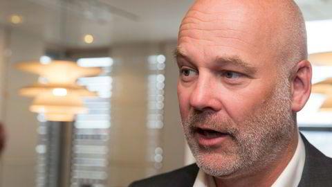 NRK-sjef Thor Gjermund Eriksen sier at det også i NRK har foregått seksuelle trakasseringer. Foto: Terje Bendiksby / NTB scanpix