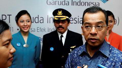 Tidligere konsernsjef Emirsyah Satar i det indonesiske flyselskapet Garuda skal ha mottatt penger og gaver fra Rolls-Royce da han ledet flyselskapet. Nå er han under etterforskning i Indonesia