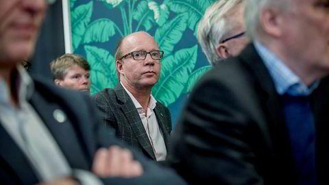 Venstres Ketil Kjenseth (over) vil diskutere det tette forholdet til KrF, men KrFs nestleder Kjell Ingolf Ropstad mener det er best de to «henger sammen» nå.