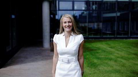 – Det ligger uante muligheter i teknologien, og det blir veldig spennende å bli en del av et selskap som gjør en så massiv innsats for å være verdensledende på dette området, sier påtroppende sjef i Kongsberg Digital, Mathilde Vik Magnussen.
