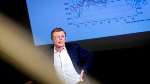– Det er en fordel for norske selskaper at prisingen er så høy nå, sier sjefstrateg Peter Hermanrud i Sparebank 1 Markets.