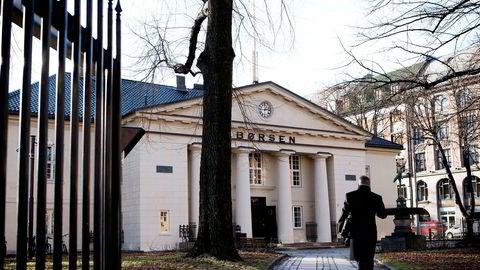 Årstidsmessig har Oslo Børs gjort det meget bra fra slutten av november til begynnelsen av juni.
