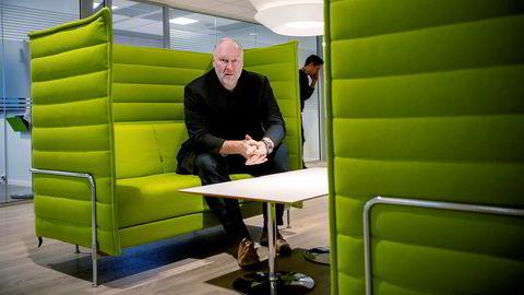 – Jeg la sjelen min i å bygge opp virksomhetene både i Serbia og Bulgaria, sier Telia Norges nye toppsjef Stein-Erik Vellan om to av mobilselskapene han ledet for Telenor.