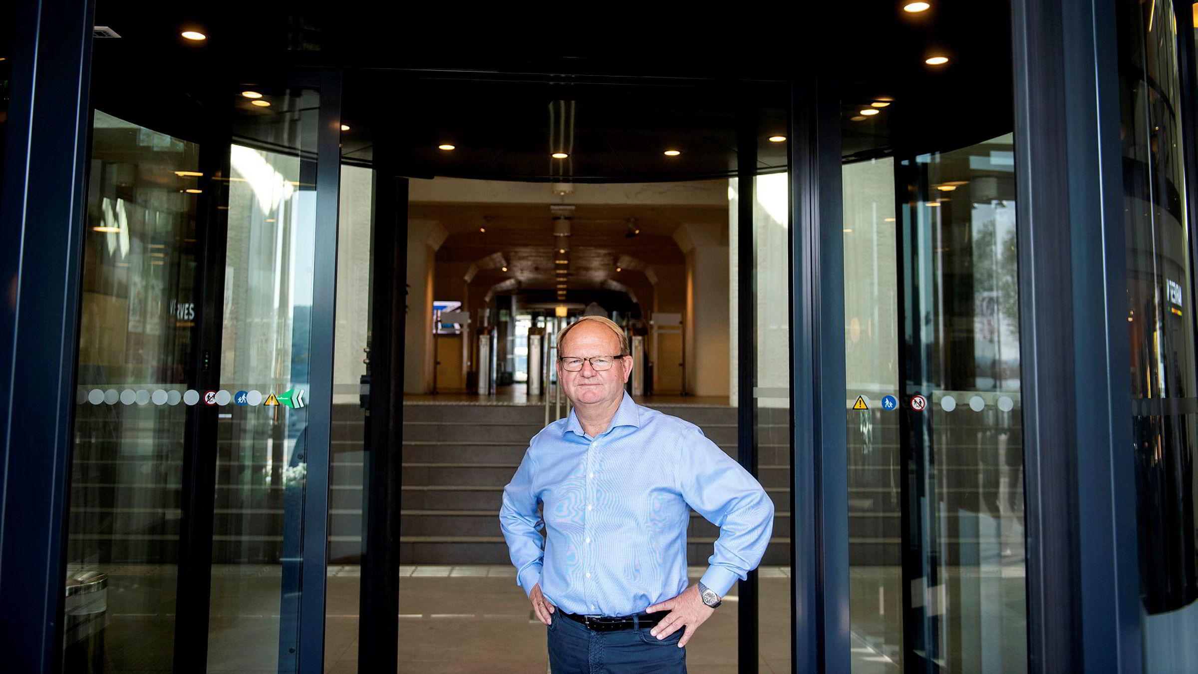 Per Einar Ruud, kredittøkonom i kredittanalyseselskapet Bisnode.