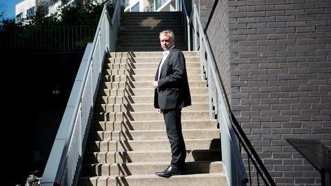Jeg vet ikke helt hva annet jeg kunne ha gjort, sier Sven Ombudstvedt etter den plutselige avgangen som sjef i Norske Skog.