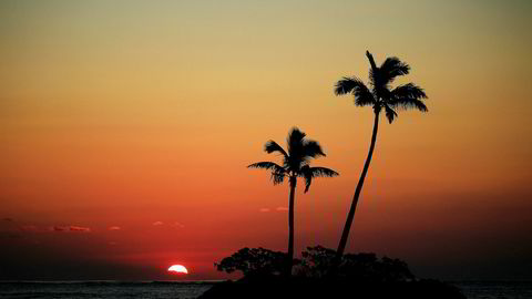 Hawaii vil stanse håndhevingen av president Donald Trumps innreiseforbud.