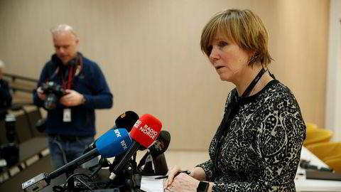 Christine Meyer måtte gå av som SSB-sjef 12. november. Striden om hva som skjedde er ikke over.