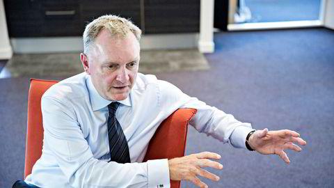 SAS' styreleder Carsten Dilling venter at SAS kan bli med i spillet når flere flyselskaper i Europa slår seg sammen. Tirsdag bestilte selskapet fly med listepris på over 45 milliarder kroner.