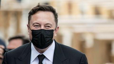 Elon Musk ser en fremtid med Starlink-internettselskapet på børs.