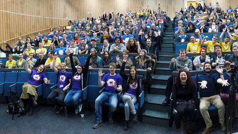I januar møttes over 200 spillutviklere, programmerere, designere og studenter på Hamar for å lage dataspill over en helg. I alt ble 41 spill skapt på det som ble det fjerde største treffet i Europa i det verdensomspennende arrangementet Global Game Jam.