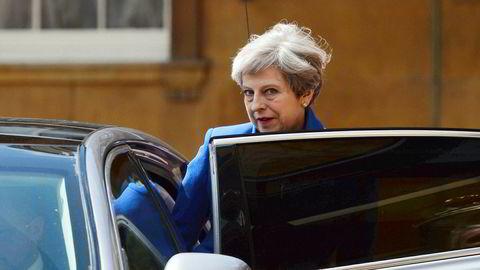 Intern EU-strid ble banen for de tre tidligere konservative statsministrene Margaret Thatcher, John Major og David Cameron. Det kan skje igjen Theresa May.
