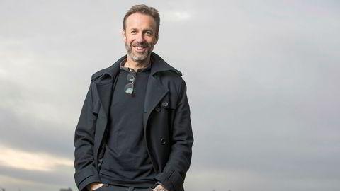 Thomas Giertsen (48) er fortsatt ansatt som kreativ leder i Feelgood, men har ikke lenger eierskap i selskapet.