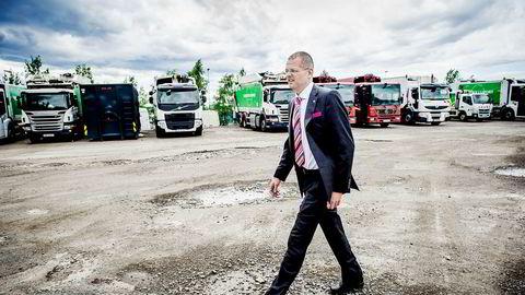 Daglig leder Fredrik Eldorhagen i Trilex Norge tror Bærum kommune på forhånd har utpekt vinner av en anbudsrunde.