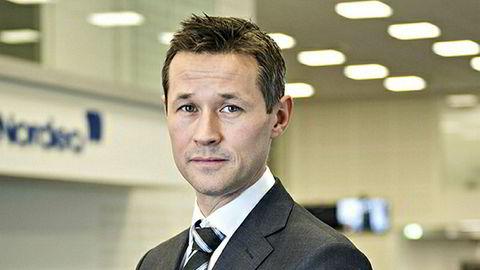 Kommunikasjonsdirektør Christian Steffensen i Nordea sier banken nå vurderer hvordan det skal forholde seg til Finansklagenemndas avgjørelse.