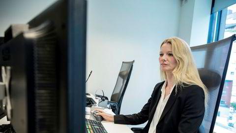 Sjeføkonom Kari Due-Andresen i Handelsbanken Capital Markets mener coronaviruset skremmer markedene.
