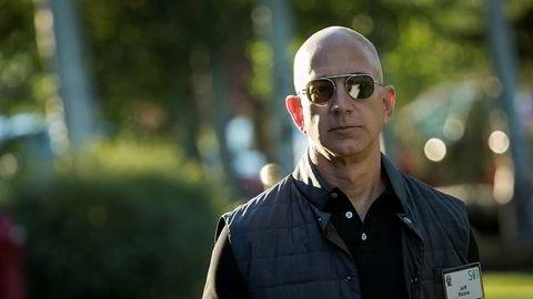 Jeff Bezos har solgt Amazon-aksjer for over en milliard dollar.