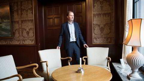 Lars Peder Solstad er toppsjef i Solstad Offshore, som snart skifter navn til Solstad Farstad.